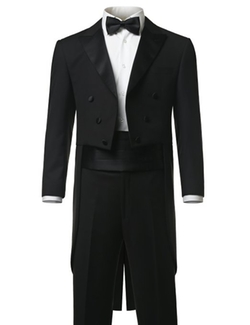 Mondaysuit - Tail Coat Tuzedo Suit