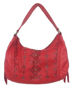 Lucky Brand  - Newport Leather Hobo Bag