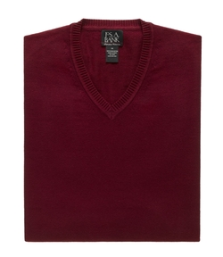 Jos. A. Bank - Signature Pima Cotton Sweater Vest