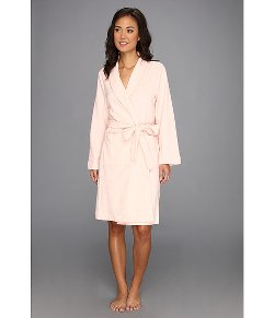 Hanro  - Plush Terry Wrap Robe 7127
