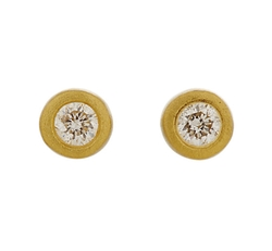 Tate - Diamond Stud Earrings