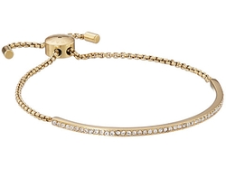 Michael Kors - Brilliance Pave Bar Slider Bracelet