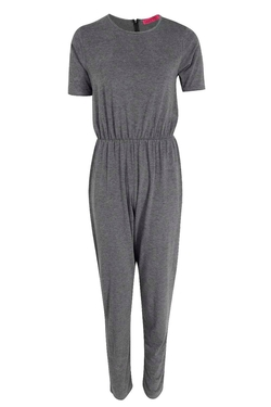 Boohoo - Susie Tshirt Style Jersey Jumpsuit