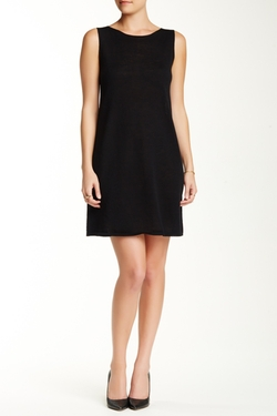 Eileen Fisher  - Layering Wool Dress