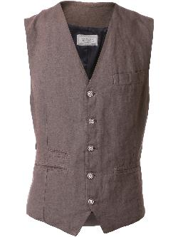 Brunello Cucinelli  - Button Down Vest