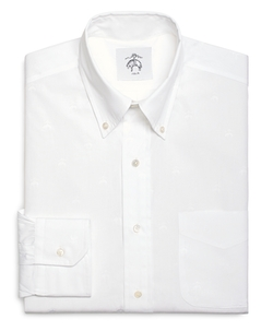 Brooks Brothers - Jaquard Button-Down Shirt