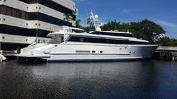 Denison - Raised Bridge Motor Yacht