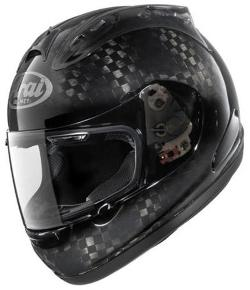 Arai  - Corsair V RC Carbon Fiber Custom Full Face Helmet