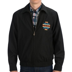 Pendleton - Embroidered Microfiber Jacket