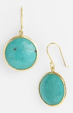 Ippolita - Rock Candy Lollipop 18k Gold Drop Earrings