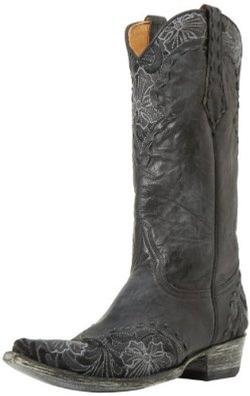 Old Gringo - Womens Erin Black Western Boots