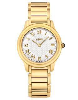Fendi - Classico Gold-Tone Watch