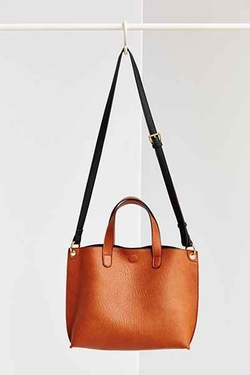 Urban Outfitters - Mini Reversible Tote Bag