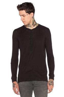 BLK DNM - Henley T-Shirt