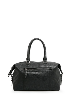 Mango Outlet - Pebbled Weekend Bag