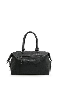 Mango Outlet - Pebbled Weekend Bag