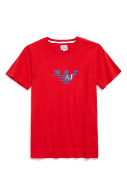 Armani Junior - Logo Graphic T-Shirt