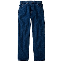 Dickies - Regular-Fit Straight-Leg Jeans