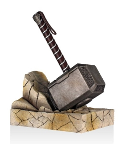 Gentle Giant - Thor Hammer Bookend