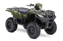 Suzuki - Kingquad 750AXi ATV