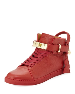 Buscemi - High-Top Sneaker