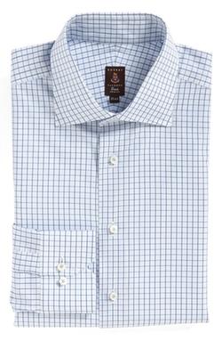 Robert Talbott - Trim Fit Check Dress Shirt