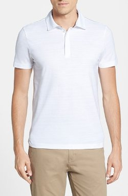 Boss Hugo Boss  - Pima Cotton Polo Shirt