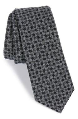 W.R.K. - Geometric Cotton Tie