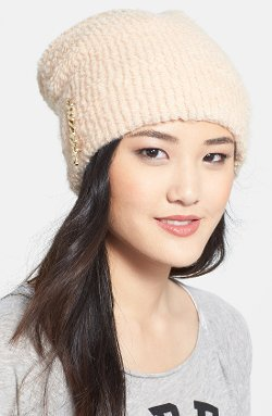 Wildfox  - Loose Knit Beanie