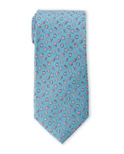 Pierre Cardin - Silk Seashell Tie
