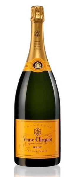 Veuve Clicquot  - Brut Champagne Balthazar
