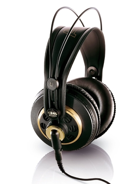 AKG - Semi-Open Studio Headphones