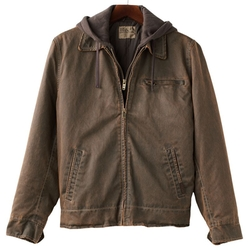Chaps Aviator -  Faux-Shearling Bomber Jacket