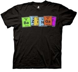Amazon - Bazinga Periodic Table T-Shirt
