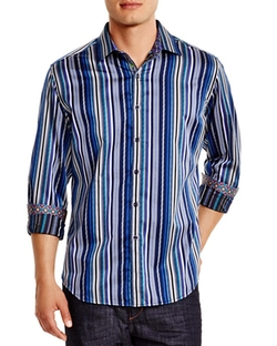 Robert Graham  - Classic Fit Iverness Button Down Shirt