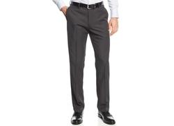 Haggar  - Straight-Fit Performance Microfiber Dress Pants