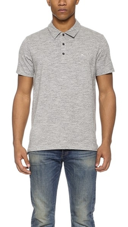 Rag & Bone - Standard Issue Polo Shirt