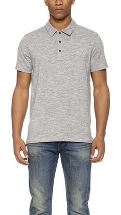 Rag & Bone - Standard Issue Polo Shirt