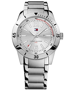 Tommy Hilfiger - Logo Stainless Watch