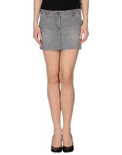 Siviglia  - Denim Skirt