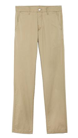 Grown & Sewn - Independent Slim Chinos