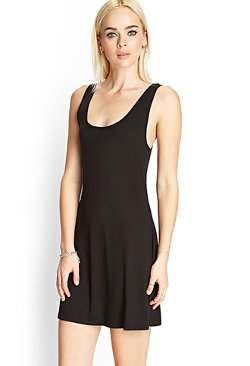 Forever21 - Scoop Back Tank Dress