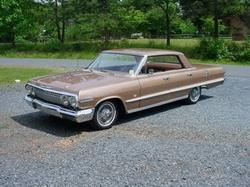 Chevrolet  - 1963 Impala