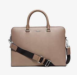 Michael Kors Mens - Harrison Leather Briefcase