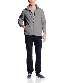 Dockers - Collar Zip Front Jacket