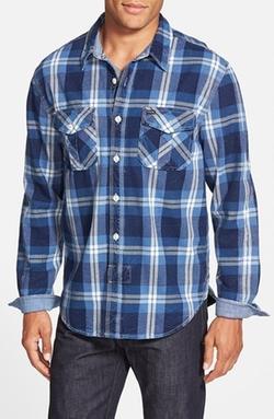 True Grit - Regular Fit Plaid Shirt