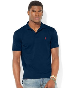 Polo Ralph Lauren - Performance Mesh Polo Shirt
