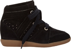 Isabel Marant Étoile  - Bobby Wedge Sneakers