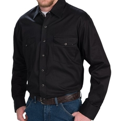 Walls  - Solid Twill Shirt