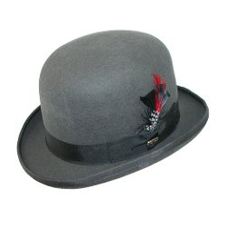 Scala - Derby Hat